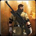 sniper shooter assassin gun icon