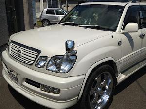 ランドクルーザーシグナス 2000年車のカスタム事例画像 ランシグYUさんの2020年06月01日12:56の投稿