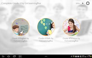 Screenshot of Complete Grade 4
