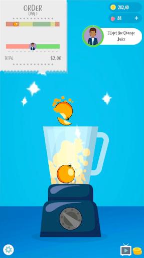 Juice Ninja -  ud83eudd64 Juicy Slice Simulation! android2mod screenshots 6