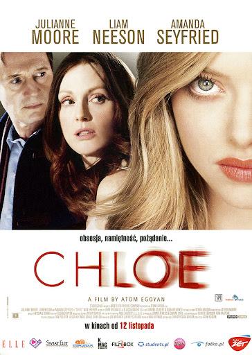 Przód ulotki filmu 'Chloe'