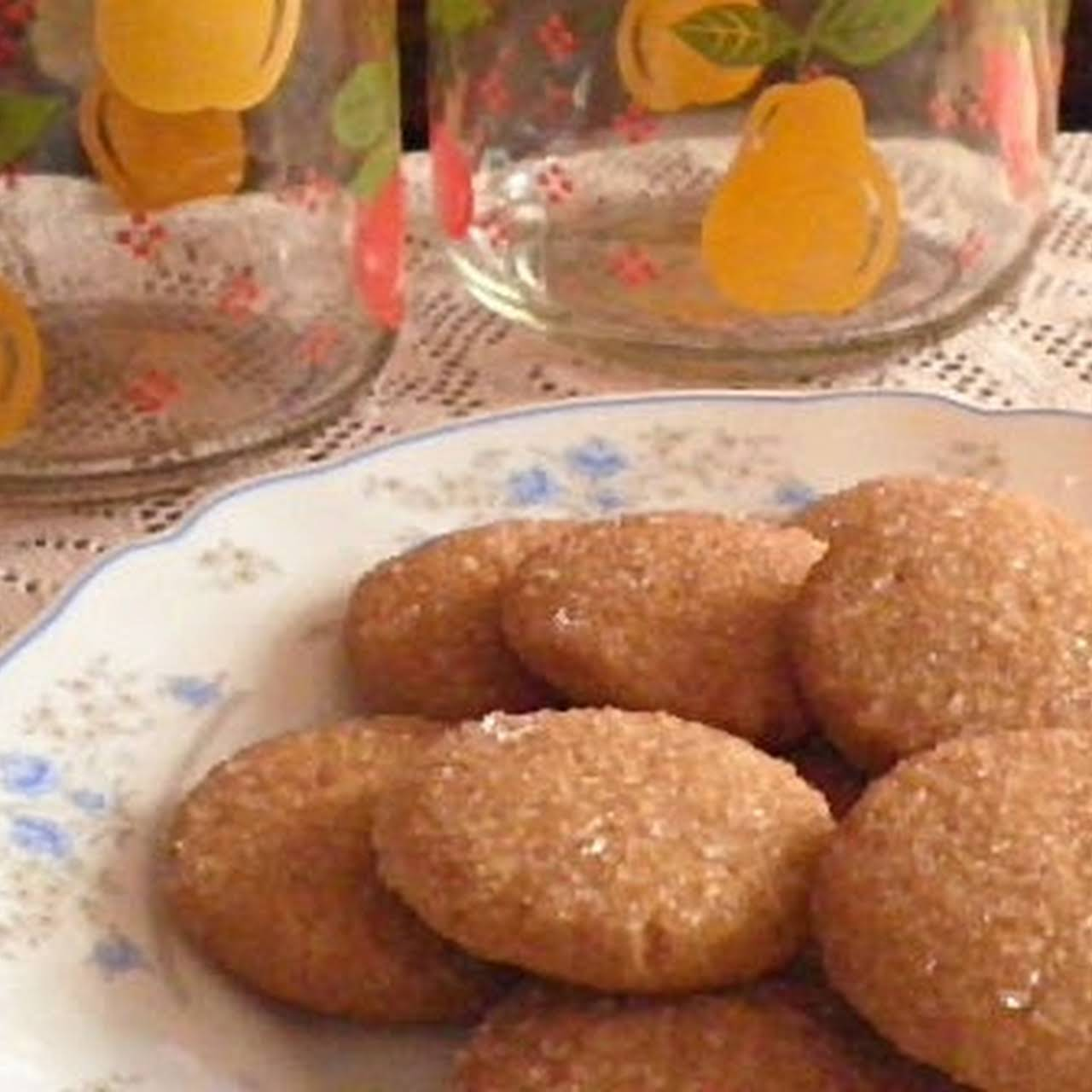 10 Best Soft Ginger Cookies Without Molasses Recipes Yummly
