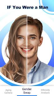 ماجيكولي - محرر الوجه ، محلل الشيخوخة والعرق