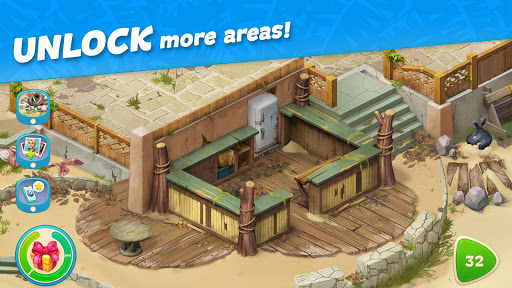 Hawaii Match-3 Mania Home Design & Matching Puzzle screenshot 12