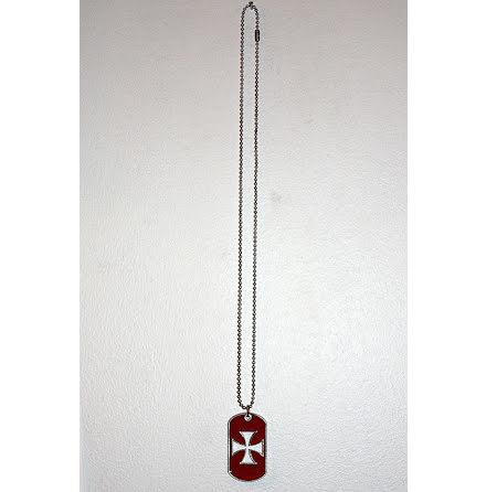 Halsband - Iron Cross