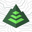 盖亚全球定位系统 (Gaia GPS) icon