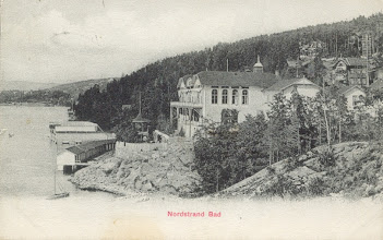 Photo: Nordstrand Bad 1905