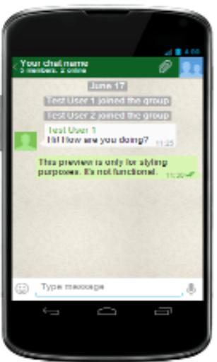 ComeChat Messenger