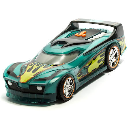Toy State Hot Wheels Hyper Racer, Spin King