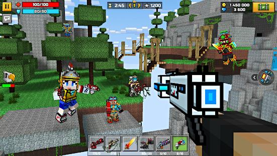Pixel Gun 3D v12.5.0 APK + MOD (God Mode & More) + DATA