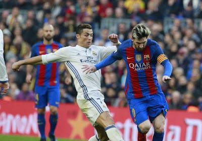 Cristiano Ronaldo ne veut pas manquer le Clasico