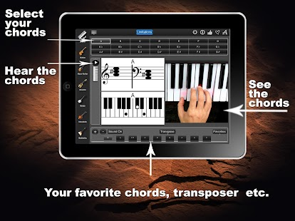 Chords Maestro FREE- screenshot thumbnail
