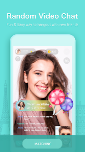 SPARK - Live random video chat & Meet new people - náhled