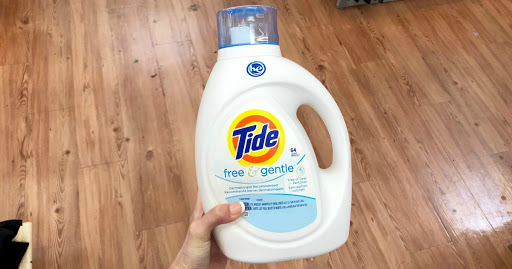 Tide Free & Gentle Liquid Laundry Detergent 92oz Only $8.69 Shipped on Amazon (Regularly $15)