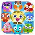 Wacky Birds Bubble Shooter icon