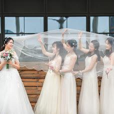 Wedding photographer Hui Hou (wukong). Photo of 11.10.2017