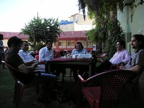 Photo: At the Hawler Branch of Kurdish Writers Union, Hawler