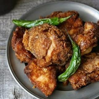 Chicken Kara-Age or Japanese Fried Chicken Recipe