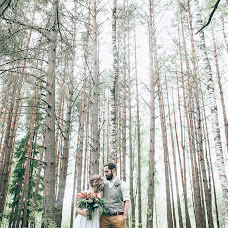 Wedding photographer Nika Radynskaya (Nichonok). Photo of 10.08.2016