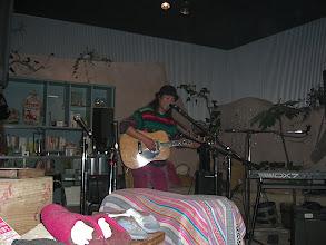 Photo: セブンが歌っています