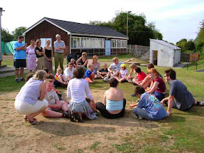 Photo: Circle Time at Henley Fort