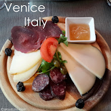 Photo: ♥ VENICE - Italy / where meet & cheese are always a fest! #foodie #travel #ttot #foodphotography #digitalnomad #rtw  +my life in other parts of Italy > http://CarouLLou.com/rome     #NomadHere ! #digitalnomad #travel #ttot #rtw #travelphotography #foodphotography #foodie #Venice  #italy #cheese