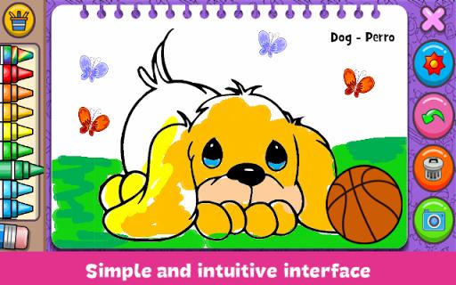 Coloring & Learn  screenshots 18
