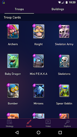 Best Guide for Clash Royale 1.15 screenshot 870418