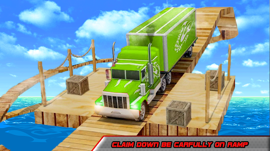 Impossible Truck Stunt Adventure - náhled