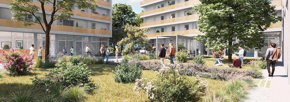 Toulouse secteur étudiant de Rangueil