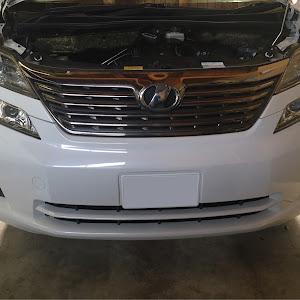 ヴェルファイア ANH25W H22年式 X 4WDのカスタム事例画像 まこまこさんの2020年03月16日19:55の投稿
