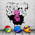 Graffiti Wall Backgrounds icon