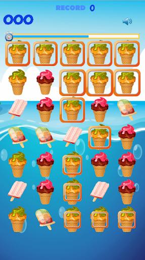 Ice Cream Blast Game