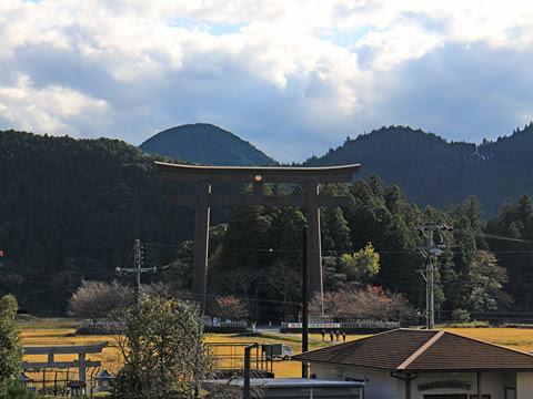 奈良交通「八木新宮線」 ・960 十津川温泉~本宮大社前間到着 その5