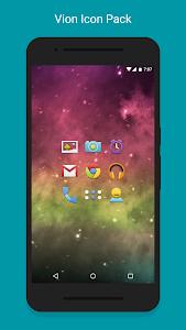 Vion - Icon Pack v3.8