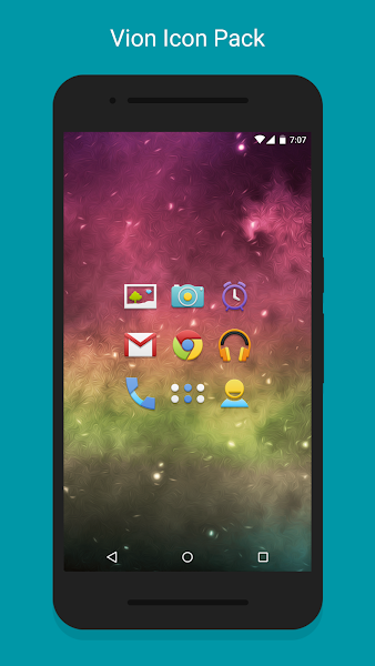 Vion – Icon Pack v4.4 [Patched]