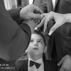 Wedding photographer dimitris lykourezos (lykourezos). Photo of 05.07.2016
