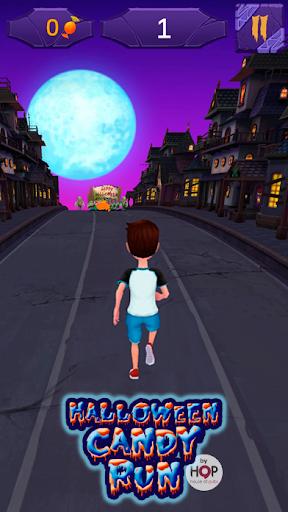 Halloween Candy Run  screenshots 5