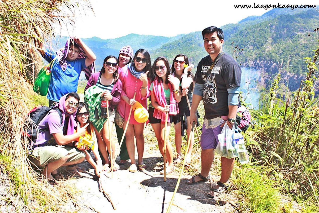 The Journey to Bomod-ok Falls