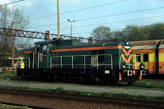 Photo: SM42-115 {Toruń Główny; 2002-04-17}