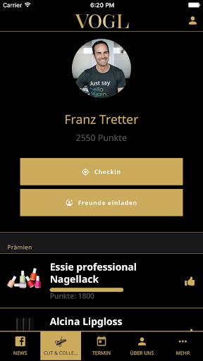 Coiffeur Vogl 1.8.0 screenshots 1
