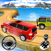 Offroad Jeep Driving Fun: Real Jeep Adventure 2019