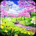 Spring  Wallpaper HD icon
