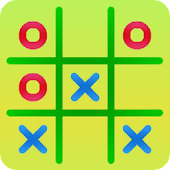 Tic-Tac-Toe for 2 Players