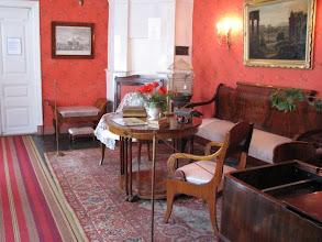 Photo: Красная гостинная в Доме-музее Н.А. Римского-Корсакова