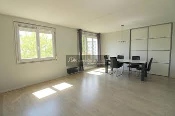 Appartement 3 pièces 57,88 m2