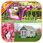 Garden Dual Photo Frames APK icon