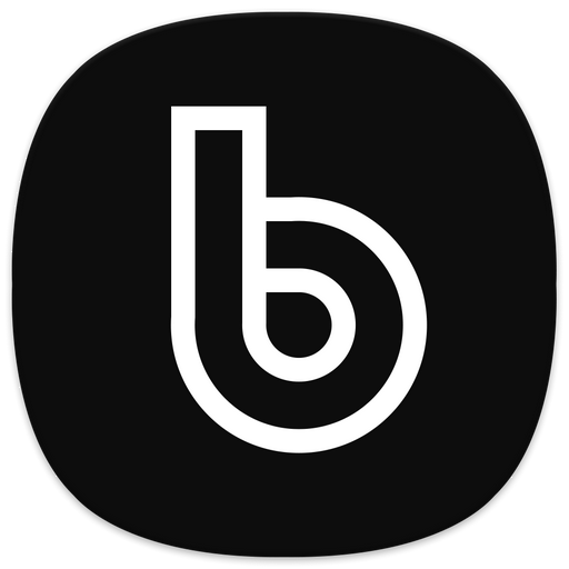 Delux Black - S9 Icon Pack APK Cracked Download
