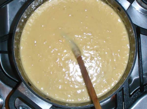 Lisa's Cheese Sauce Recipe