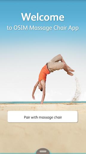 OSIM Massage Chair App
